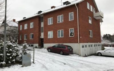 12 nya lägenheter i Jönköping